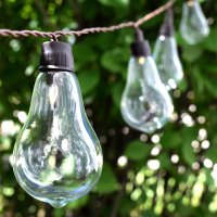Solar Patio String Lights - Bestsciaticatreatments.com