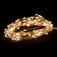 Starry Fairy Dewdrop String Lights - Warm Color