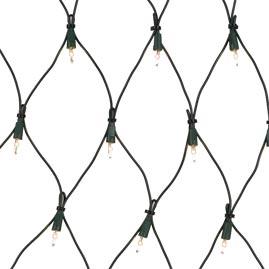 4' x 6' Indoor/Outdoor Heavy-Duty Clear Net String Light