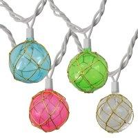 Pastel Colored Float String Lights
