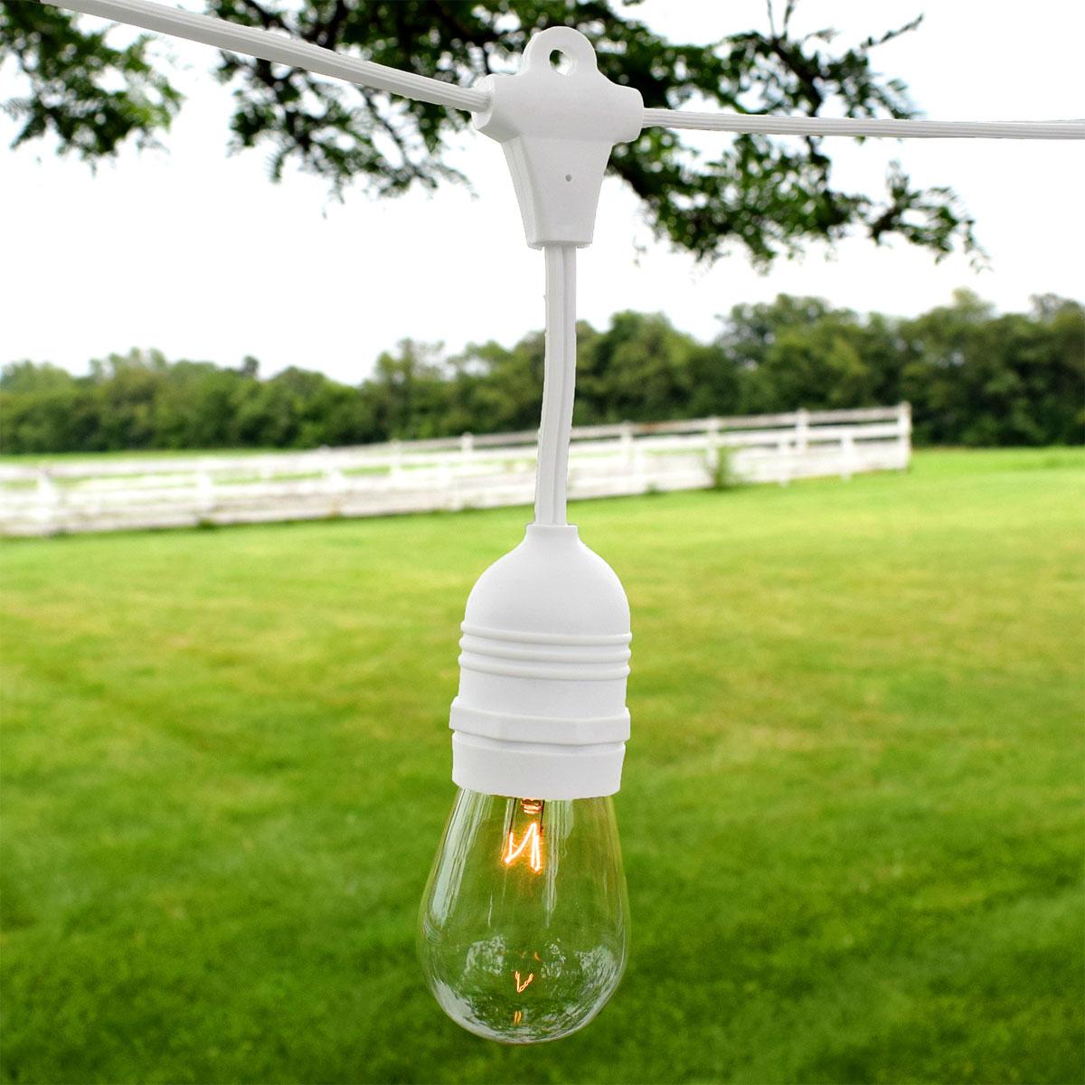 Yard String Lights