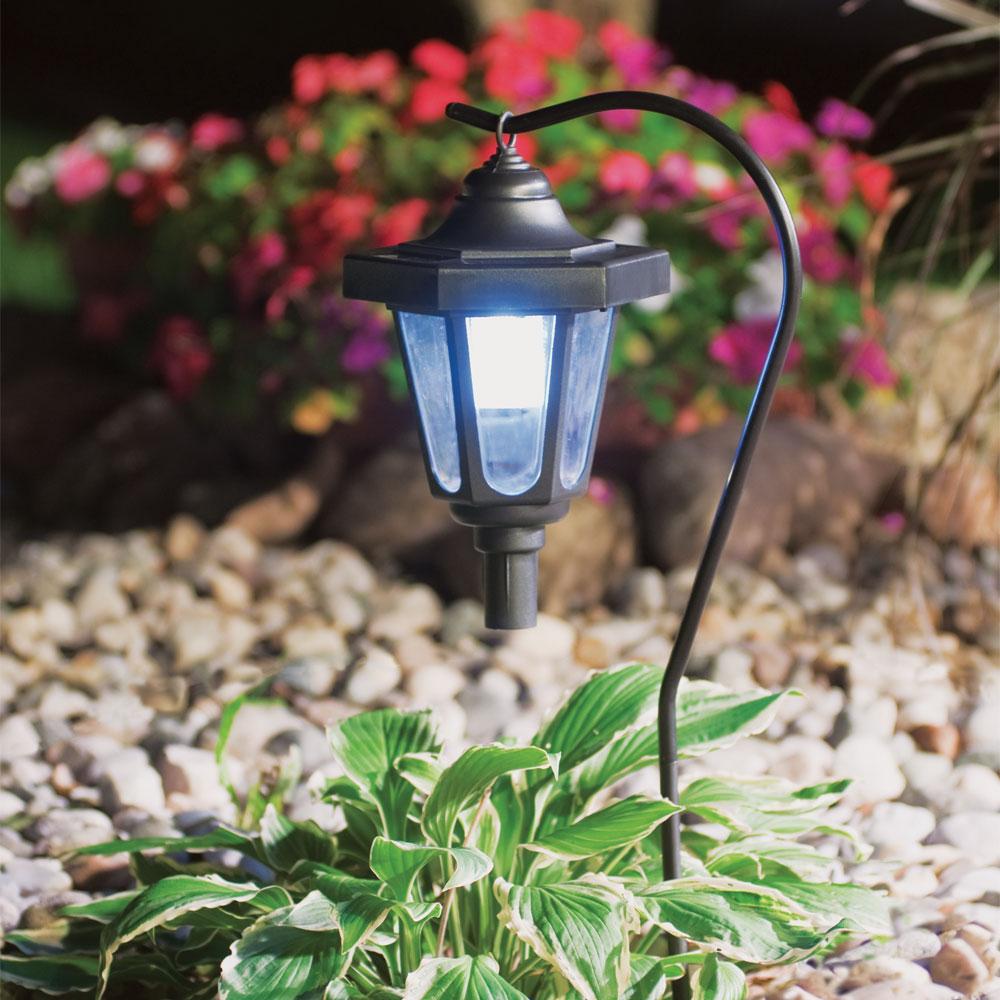 Solar Powered Outdoor Coach Lights