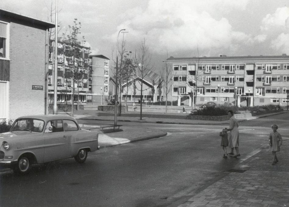 Herderplein, 1955 – 1965