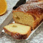 עוגת שמרים-תפוז במלית גבינה וצימוקים
