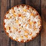 הטארט של רונית ורד: טארט תפוזים, שקדים ומרנג