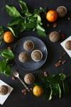 מאפינס פרג ותפוזים | צילום: נטע ליבנה