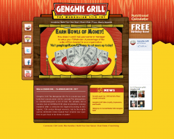 picture about Genghis Grill Coupons Printable identify Expedia Coupon Code Lodge - Tips de diseño para el hogar