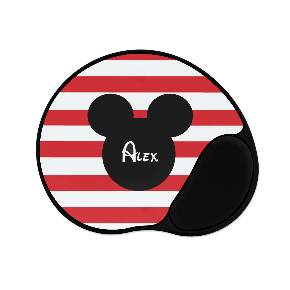 mouse ears personalized mouse