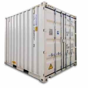 Opslagcontainer huren 16m³