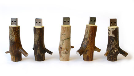 Oooms Twig USB drive