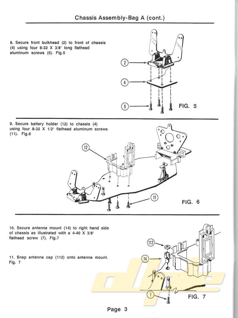 Team Losi JRX2 Manual