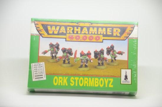 Ork Stormboyz 2nd Edition