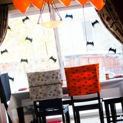 Chair Covers For Parties Dining Room Chairs Only Boys Club Halloween Party Oopsey Daisy