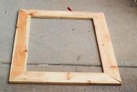 Woodwork Diy Wood Picture Frame PDF Plans