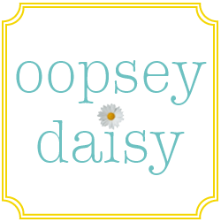 oopsey daisy button