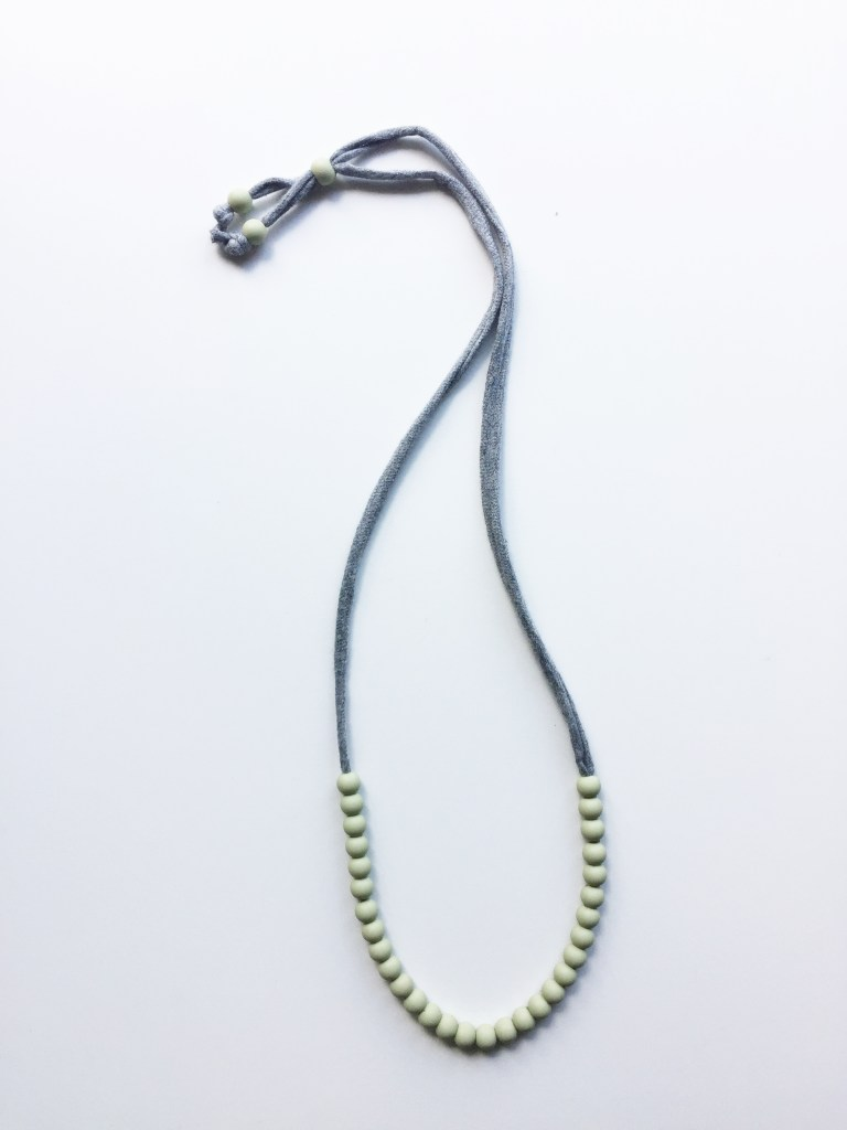 Teething Necklace - Grace