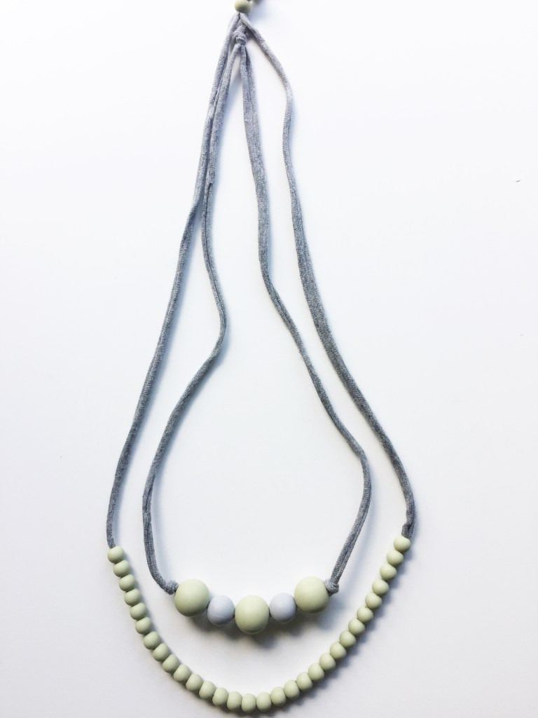 Teething Necklace Stacked 2