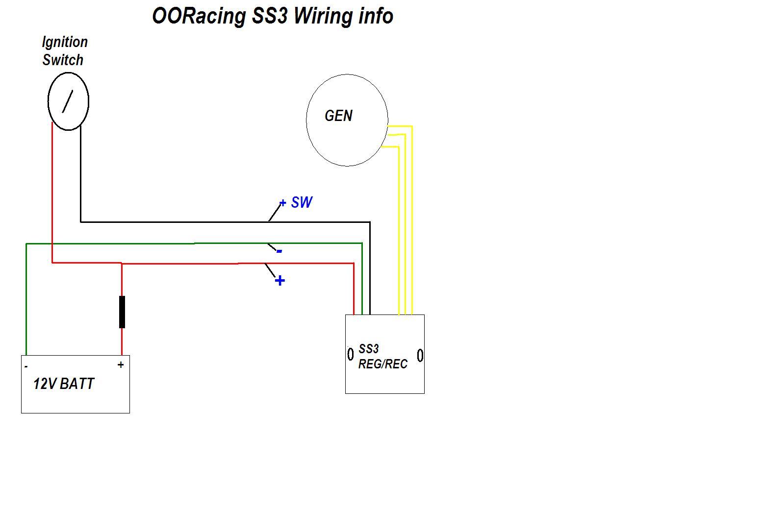 pit bike wiring diagram electric start 1991 gmc sonoma stereo kick 34