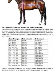 Ooteman paardensport also eskadron cooler rug acrylic black equestrian rh