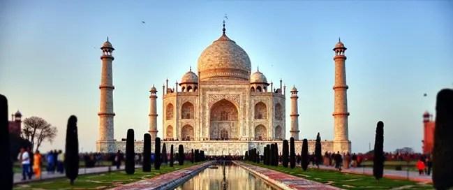 السياحة في الهند - تاج محل