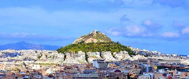 السياحة في اثينا - تل الكافتيوس