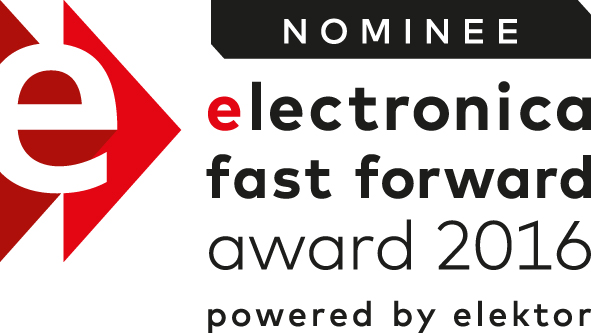 "ColorTheWorld23 selected for ""Electronica Fast Forward Award"""