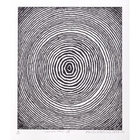 Richard Anuszkiewicz - Concentric-ii - 1958-