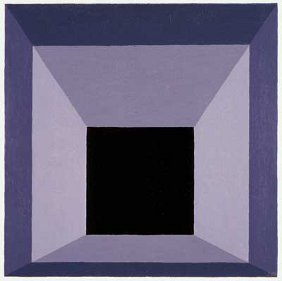Josef Albers - Homage to the Square series - 1962