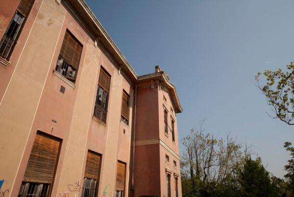 Abandonment: Manicomio Montedale