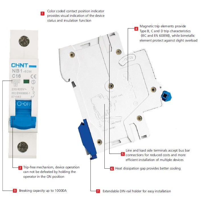 Chint Contactor Wiring Diagram