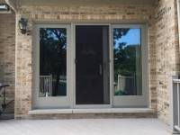 Frenchwood Andersen Gliding Patio Door, Barkwood GAF