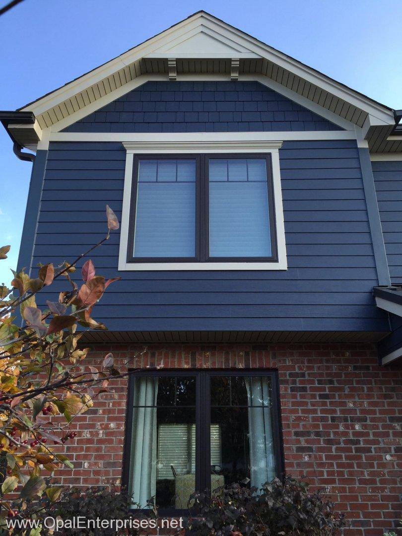 Dive Into Deep Ocean A James Hardie Colorplus Siding