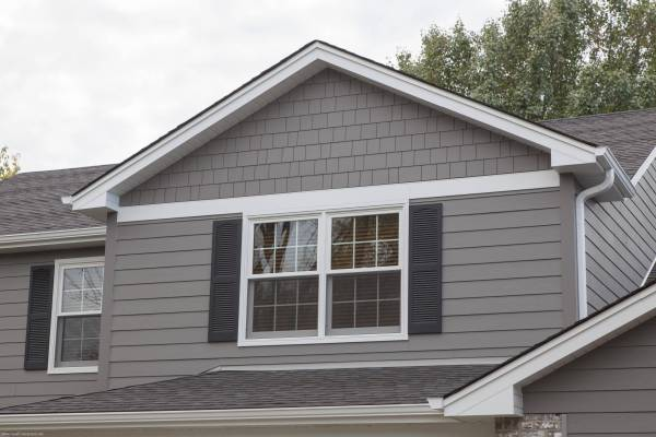 Aged Pewter James Hardie Siding Colors