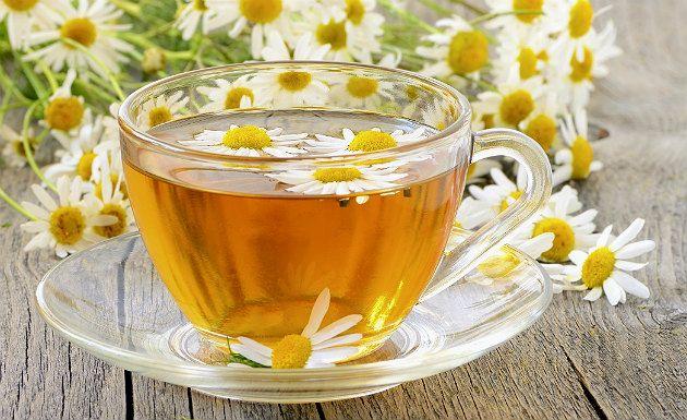 Chá de Camomila