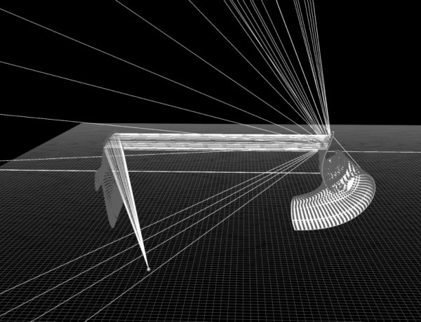 Simulation of laser mirrors before fabrication