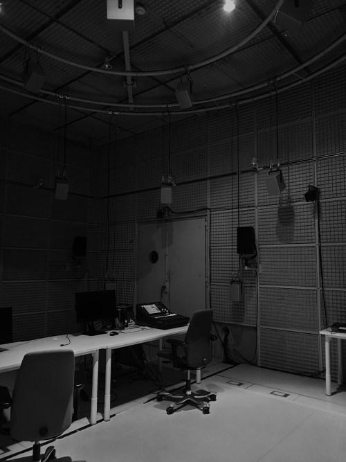 ircam studio 1 ambisonic _ Olivier Pasquet _2020