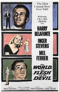World Flesh Devil poster 1959 - Olivier Pasquet