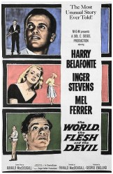 World Flesh Devil poster 1959