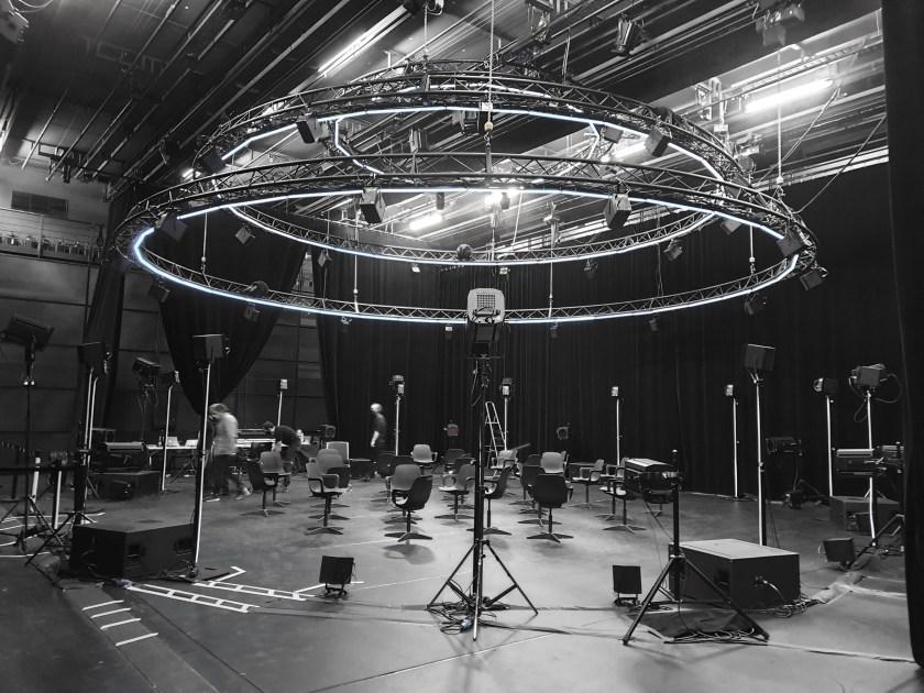 Bacchantes setup _ Olivier Pasquet_ Centre Pompidou _ Sept 2020