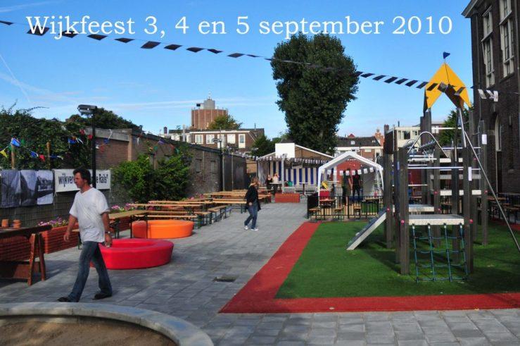 Spoorbuurt Alkmaar Wijkfeest 2010