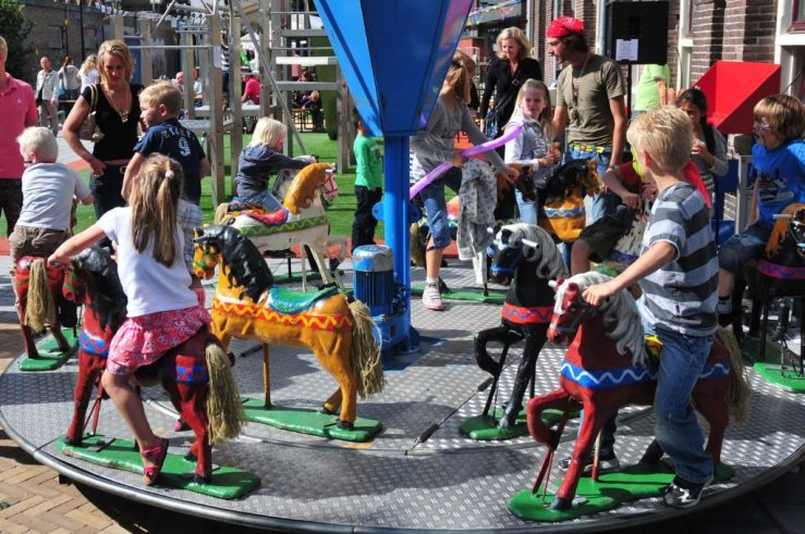 Wijkfeest Spoorbuurt Alkmaar