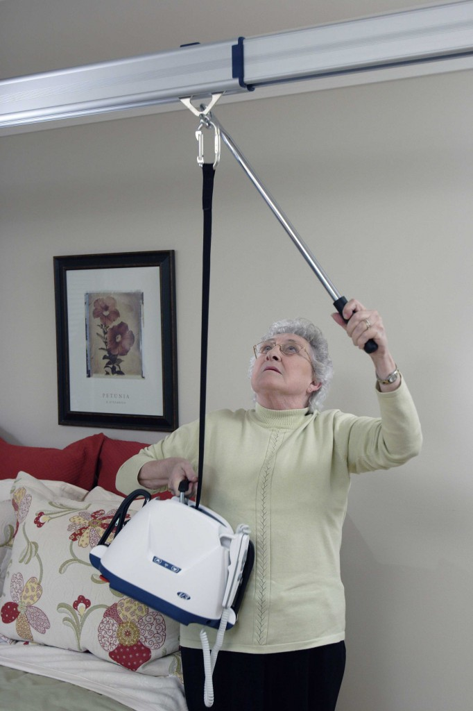 Nursing Home Portable Ceiling Hoist  Surrey  OpeMed