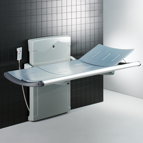Hudson Height Adjustable Changing Table Opemed