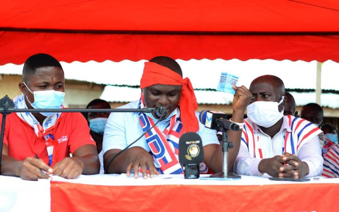 Asante Akyem North NPP Primary: Expunged delegates withdraw legal suits