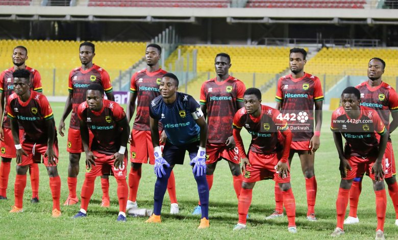 CAFCC: Kotoko Paired With ES Sètif