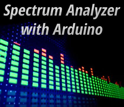 pin 7 arduino 1999 gmc sierra radio wiring diagram spectrum analyzer with | open electronics