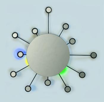 Star Clock Ikea Design Arduino technology Open Electronics