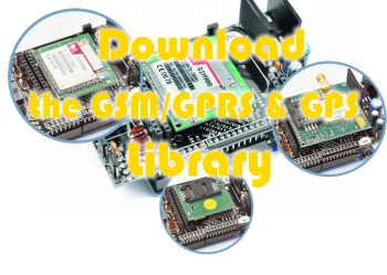How to send and receive SMS with GSM/GPRS & GPS shield | Open