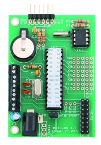 6v Backup Battery Power Supply Regulator With Ic 7805 Electronic