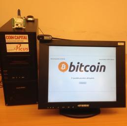 Bitcoin România a creat o franciză pentru ATM-uri cu criptomonede